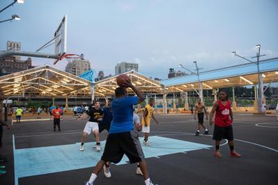 basketball brooklyn bridge park