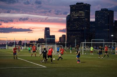 soccer brooklyn bridge park
