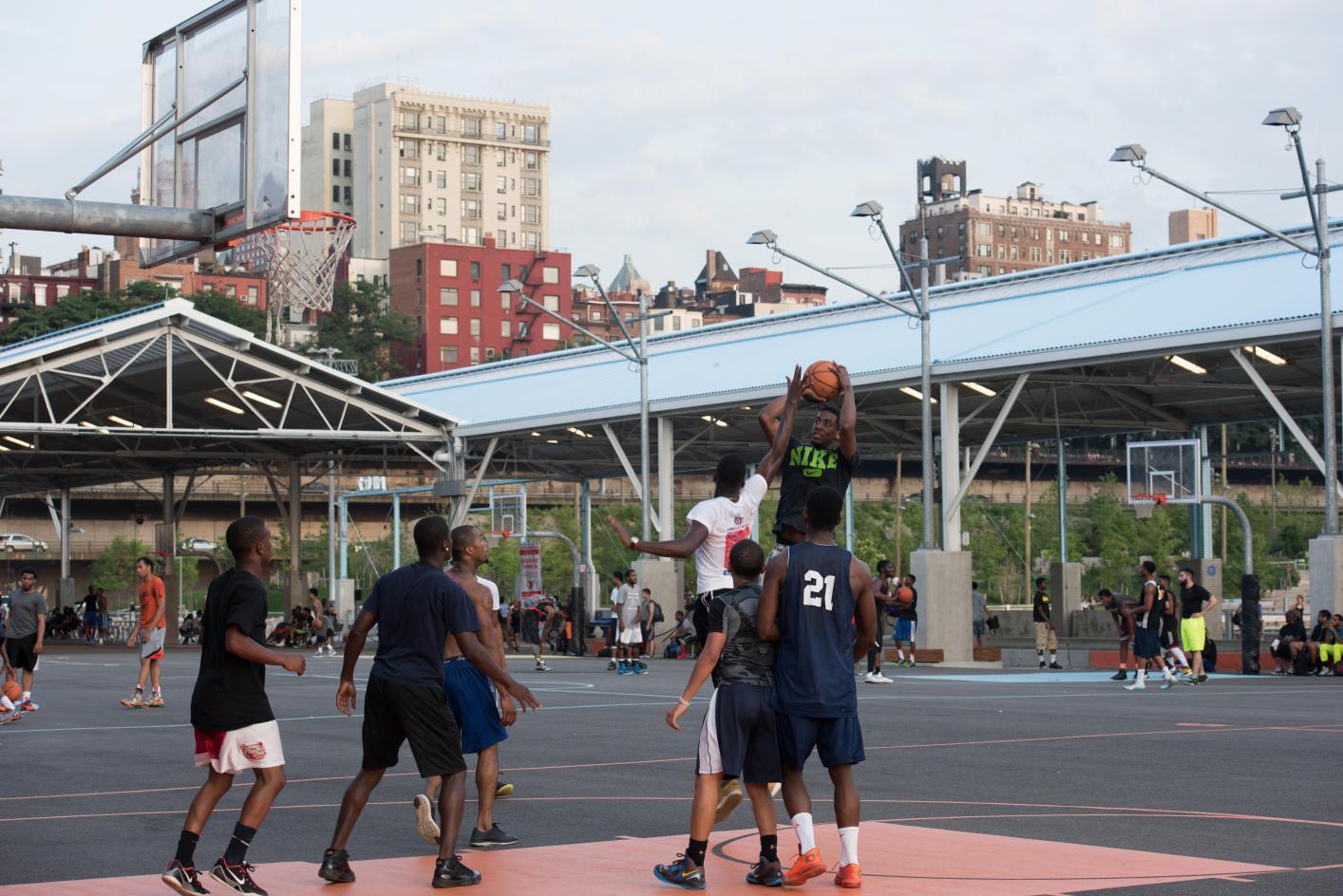 Pier 2 - Brooklyn Bridge Park
