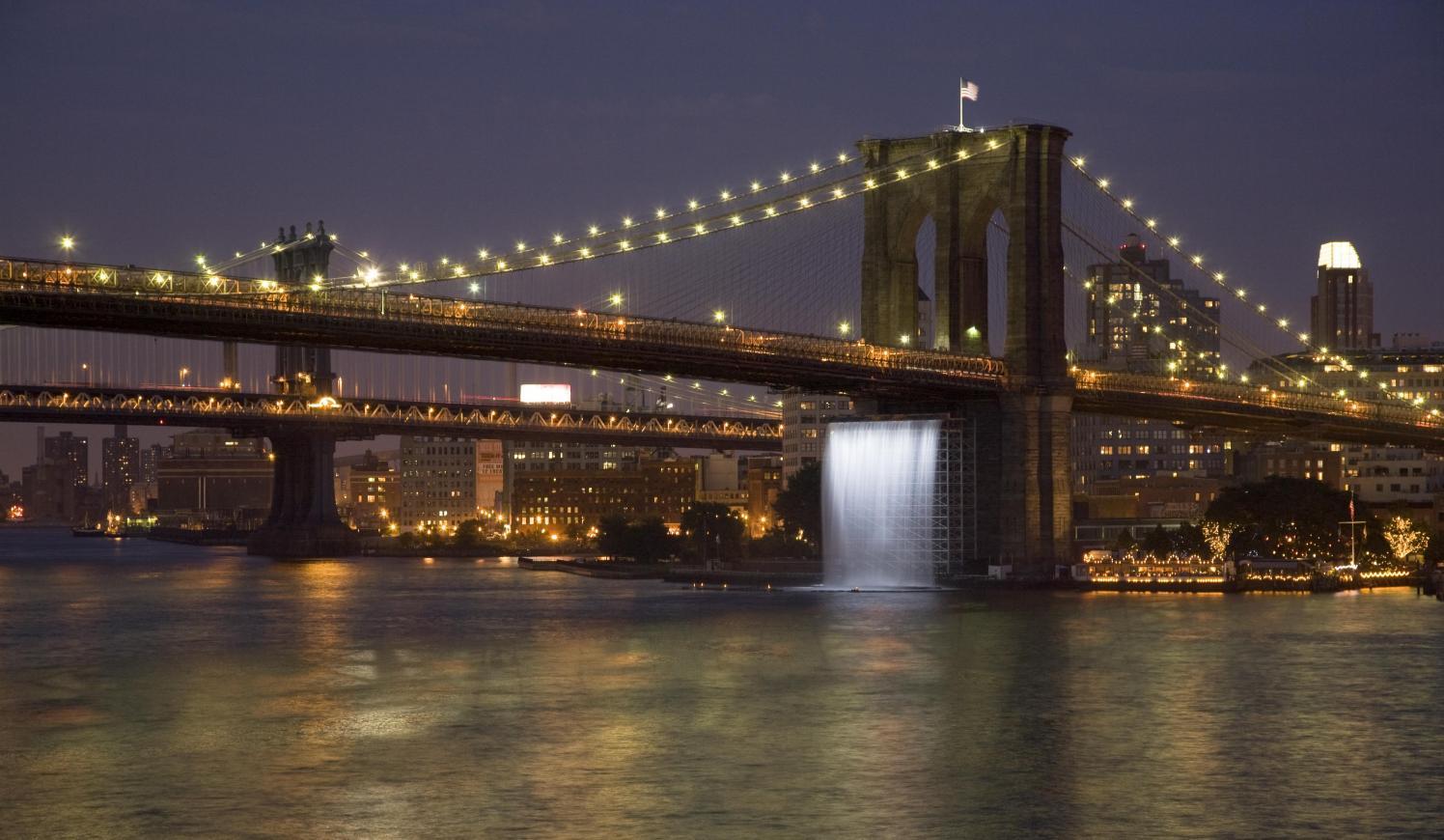 Great Moments Of Public Art At Bbp Brooklyn Bridge Park