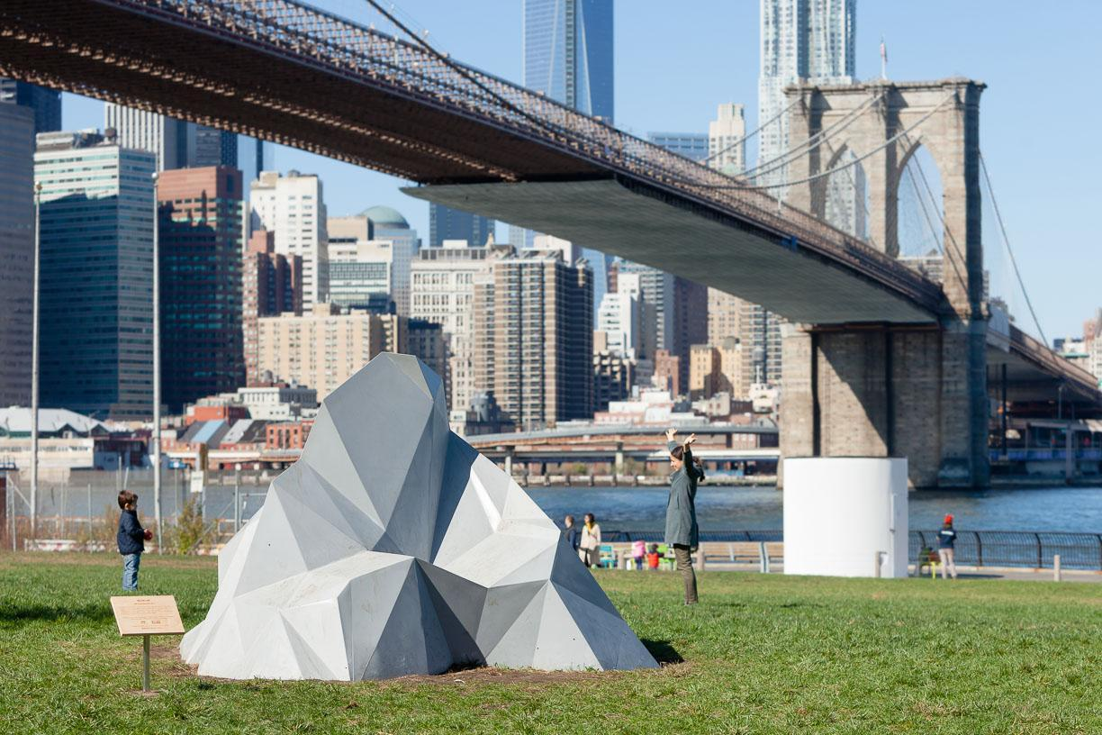 Great Moments Of Public Art At Bbp Brooklyn Bridge Park