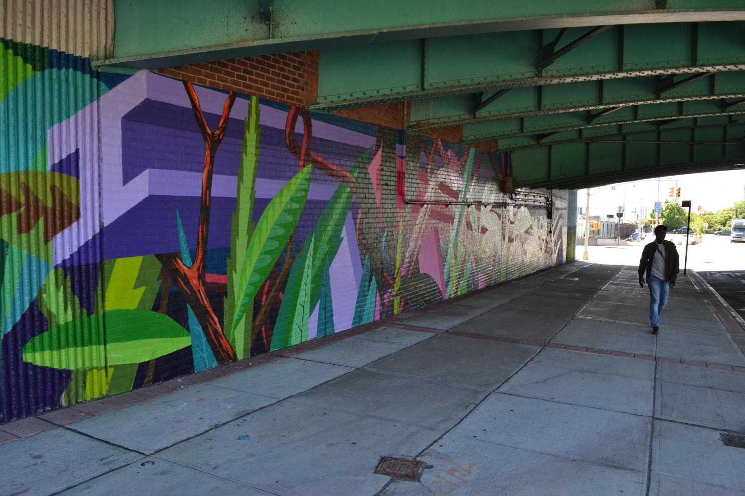 Public Art Brooklyn Bridge Park