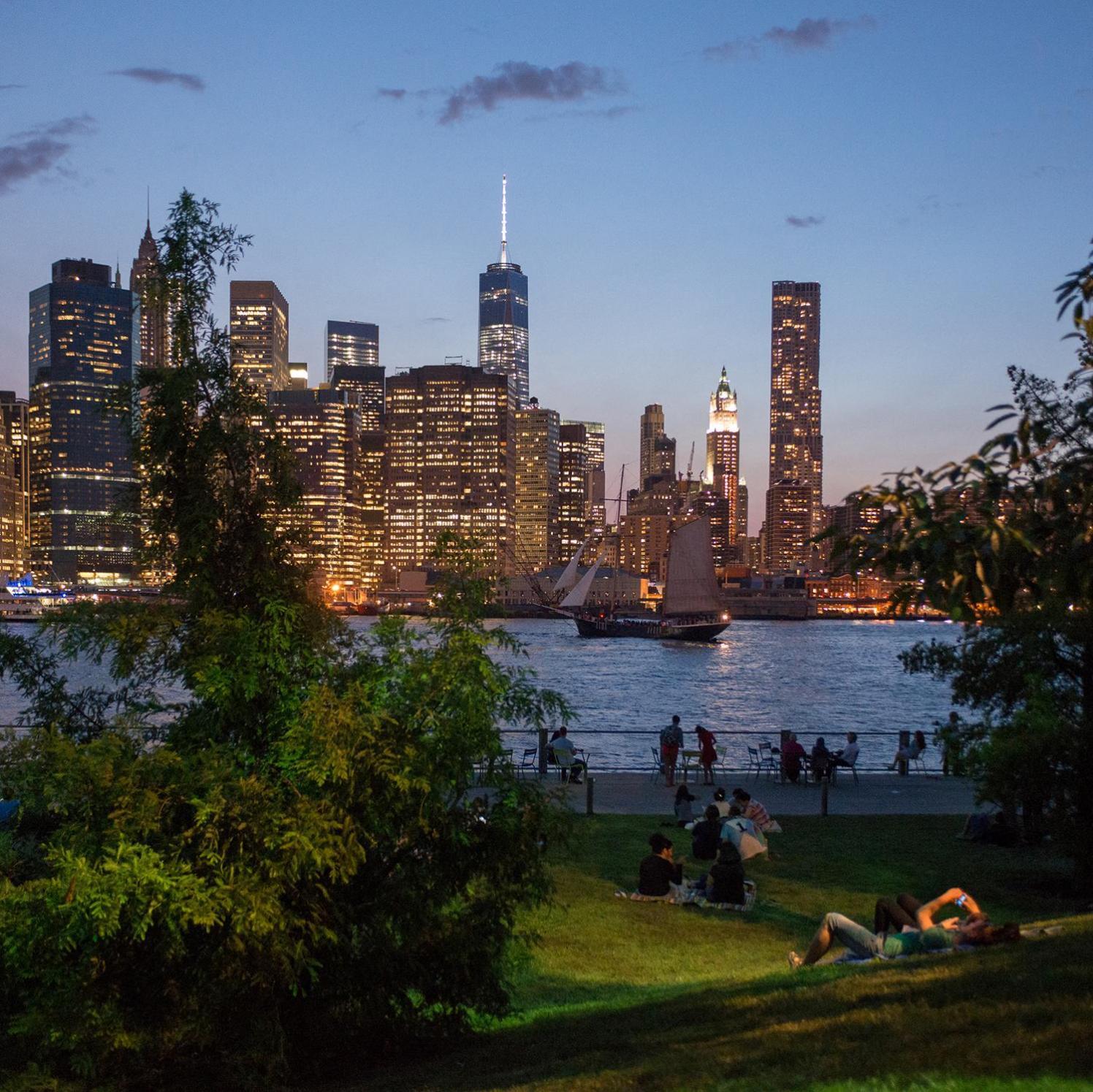 The Most Instagram-Worthy Spots at BBP - Brooklyn Bridge Park