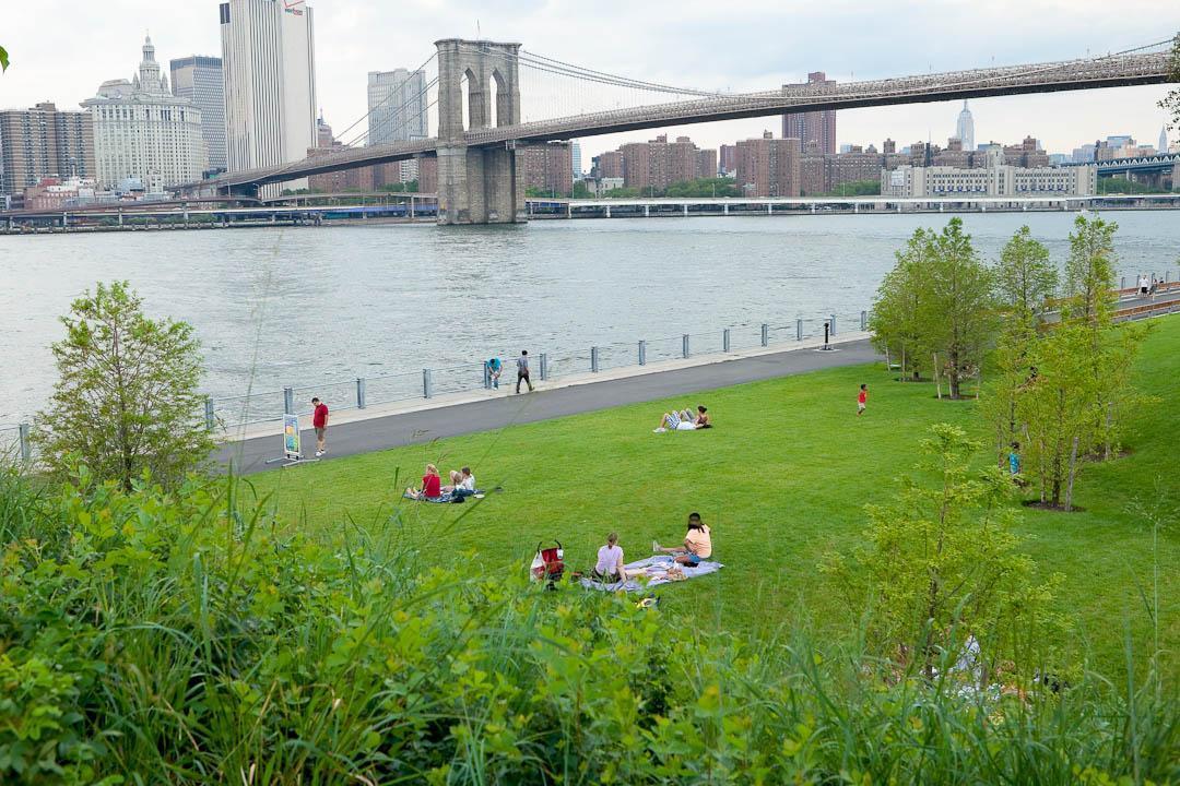Pier 1 Brooklyn Bridge Park