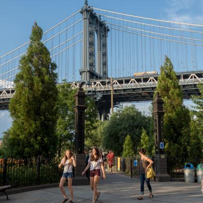 Main Street - Brooklyn Bridge Park