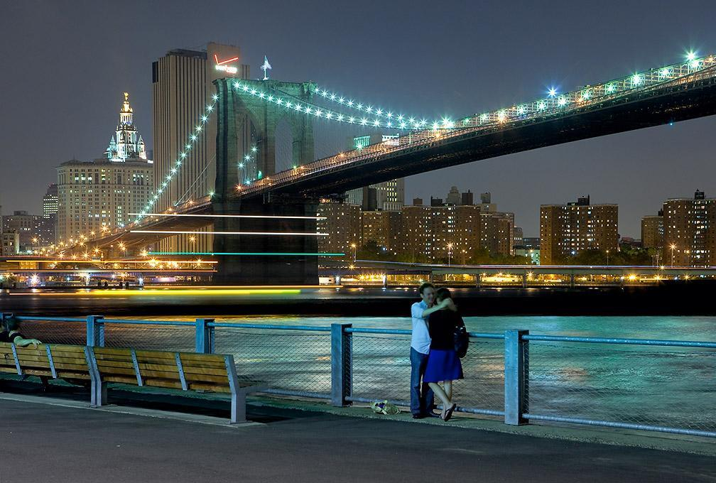 Fulton Ferry Landing - Brooklyn Bridge Park
