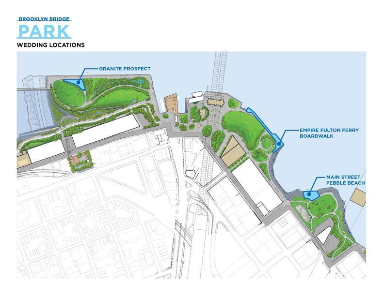 Brooklyn Bridge Park Map Wedding Permits   Brooklyn Bridge Park Brooklyn Bridge Park Map