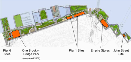 Brooklyn Bridge Park Map About BBP (Project Development)   Brooklyn Bridge Park Brooklyn Bridge Park Map